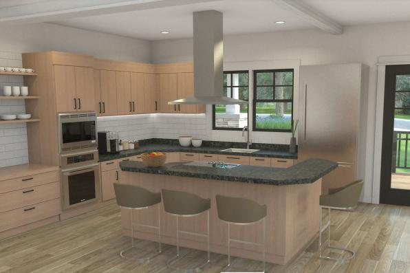 House Plan Photo - Stratford 30-615 - Kitchen