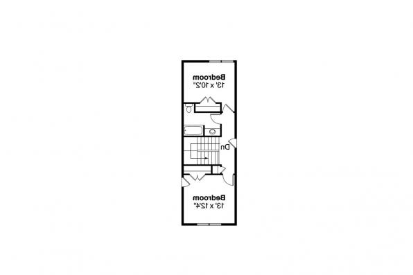Bungalow House Plan - Markham 30-575 - 2nd Floor Plan