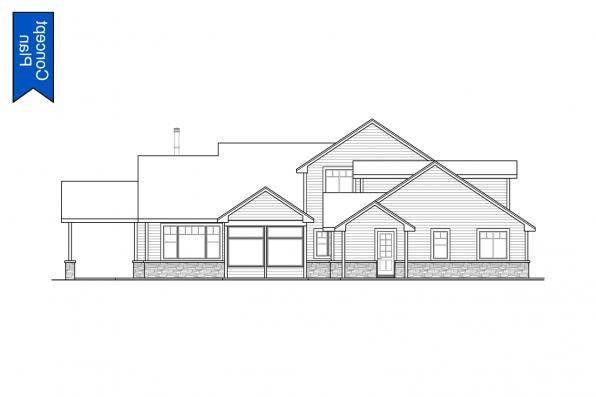Concept Plan - Idllywild 31-220 - Front Elevation