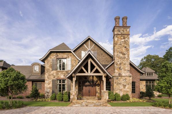 House Plan Photo - Chesterson 30-649 - Front Door