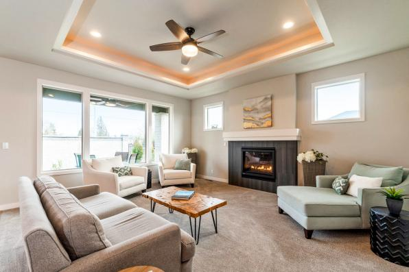House Plan Photo - Chicory 31-169 - Great Room