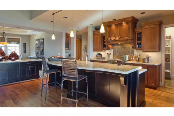 House Plan Photo - Pacifica 30-683 - Kitchen