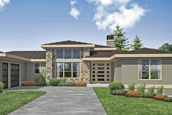 House Plan Photo - Hemlock 31-157 - Front Elevation