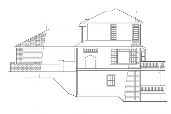traditional_house_plan_samuel_30-026_le Narrow Lot House Plans Rear Slope on 25' wide house plans, open small house plans, mediterranean house plans, southwest house plans, country house plans, old new orleans house plans, simple house plans, townhouse house plans, luxury house plans, seaside house plans, european house plans, colonial house plans, charleston house plans, bungalow house plans, craftsman house plans, cottage house plans, traditional house plans, energy efficient house plans, one story house plans,