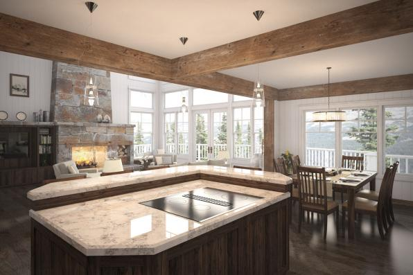 Two Story House Plan - Stratford 30-615 - Dining Room