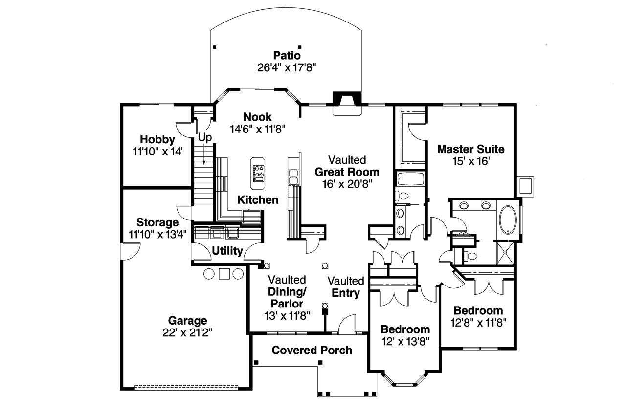 European House Plans European House Plans Hargrove 30 409 Associated Designs