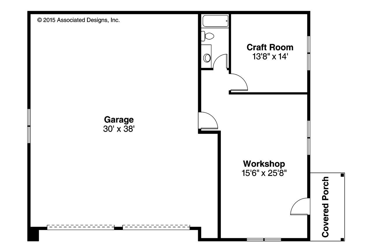 garage floor plans shingle style house plans garage w shop 20 109 11288