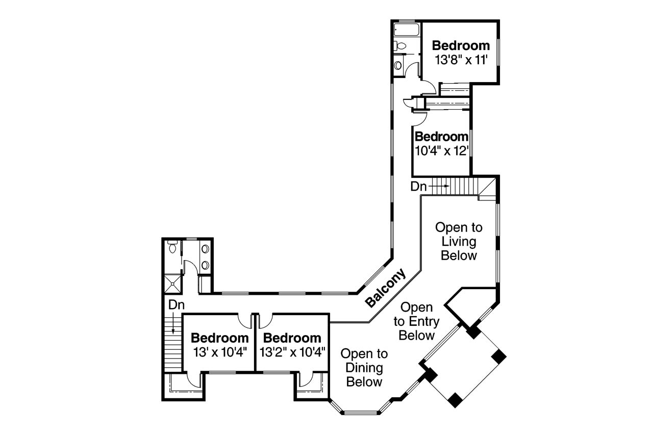 southwest_house_plan_savannah_11 035_flr2