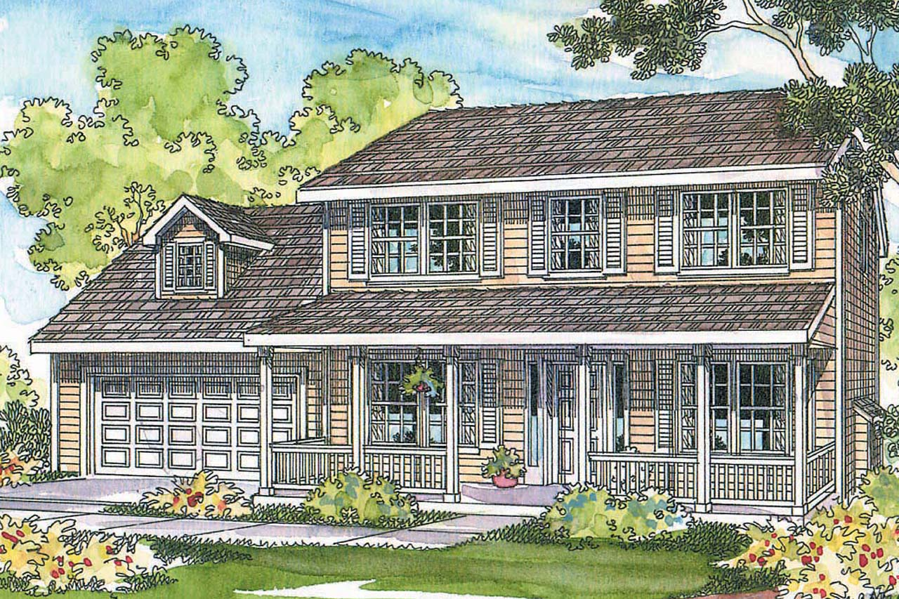 Country House Plan Adkins 30-197