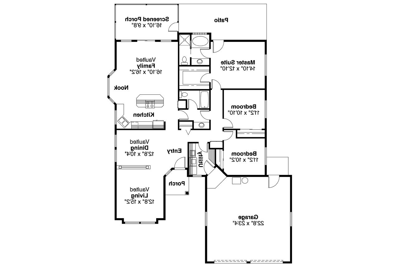 Mediterranean house plans quincy 11 017 associated designs for Mediterranean house floor plans