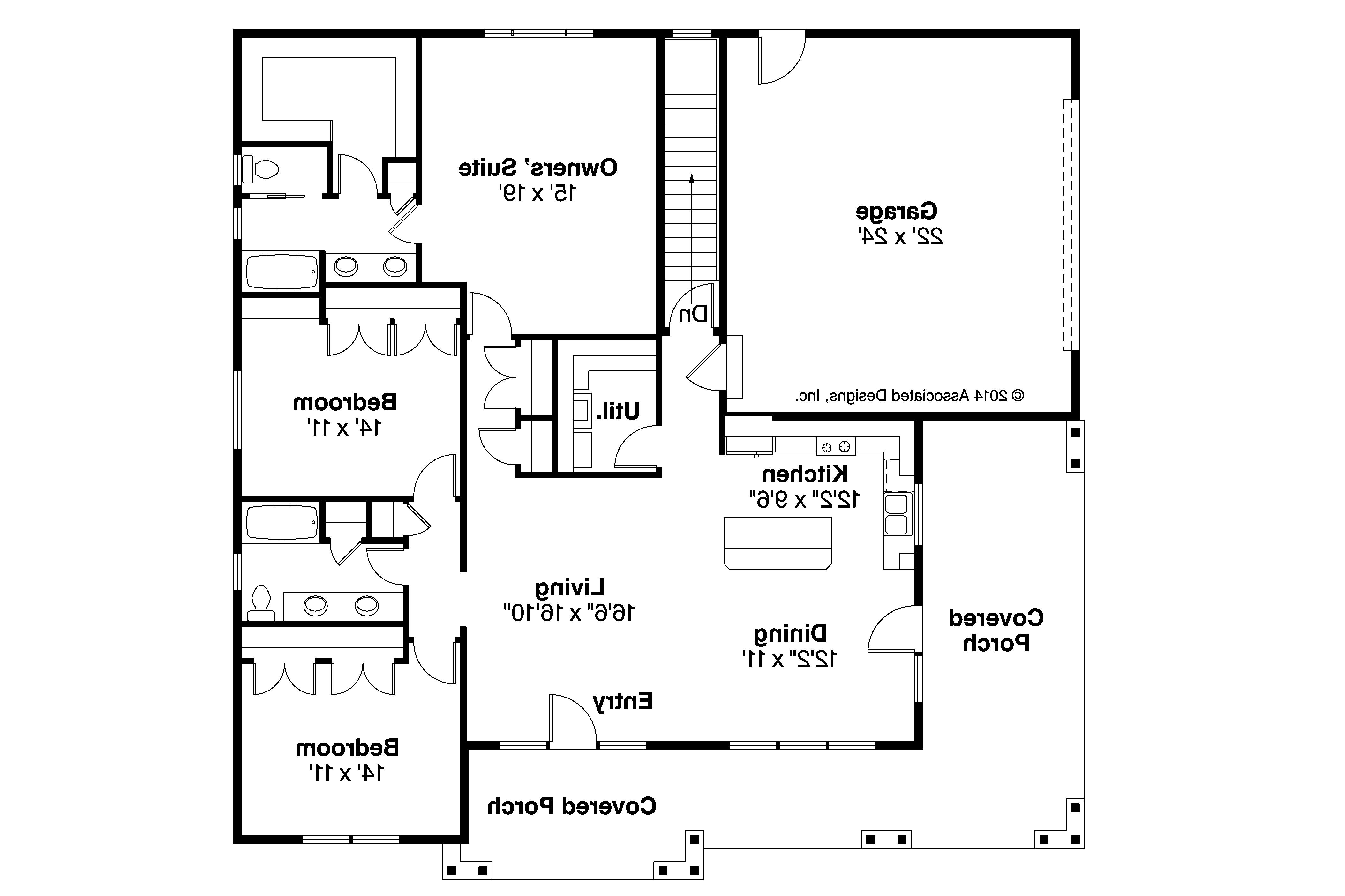 Prairie style house plans sahalie 30 768 associated for House floor plans com