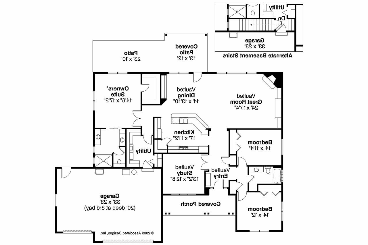 ranch_house_plan_wallowa_30-737_flr Ranch House Floor Plans With Office on ranch floor plans 4 bedroom, barn floor plans with office, ranch floor plans family room, craftsman house plans with office, small house plans with office,