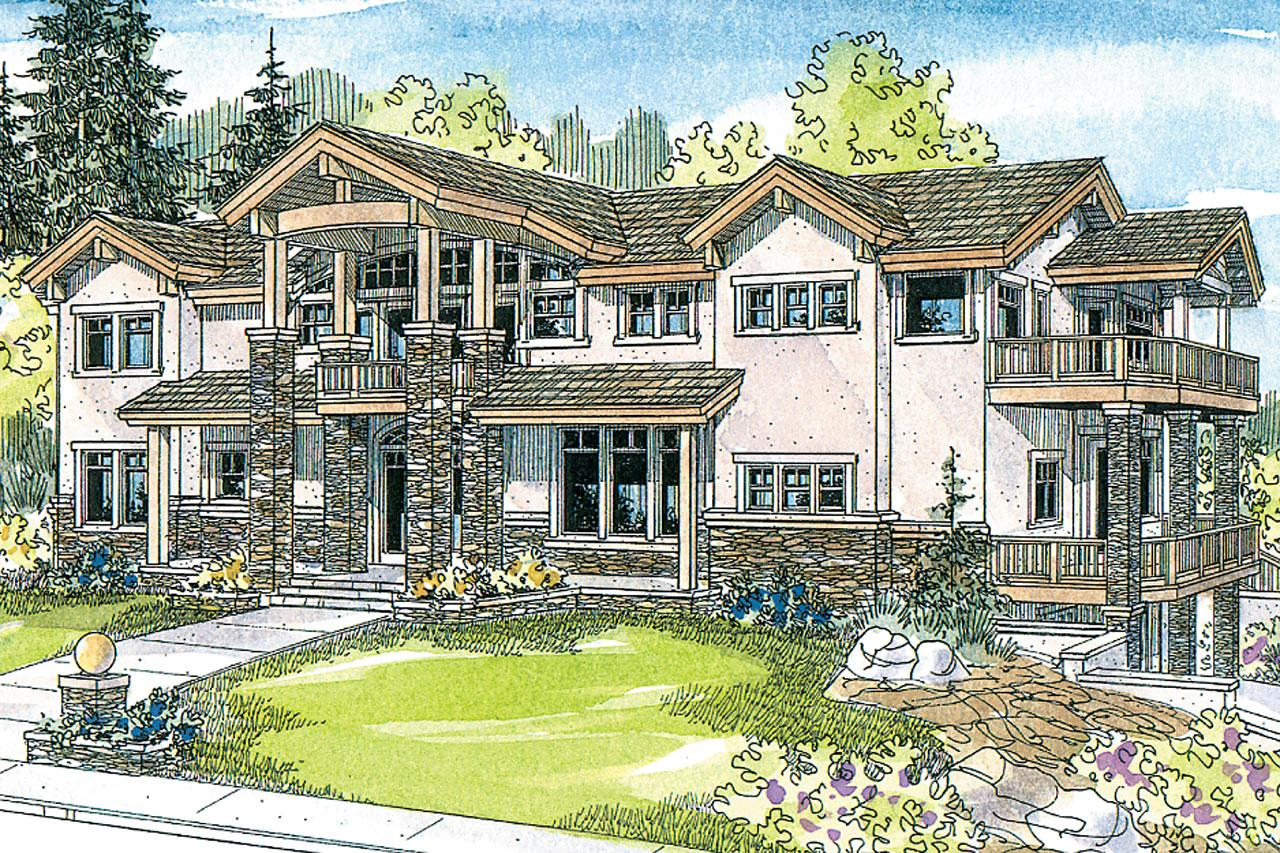european house plan brynwood 30 430 front - 41+ Small House Design In European  Images
