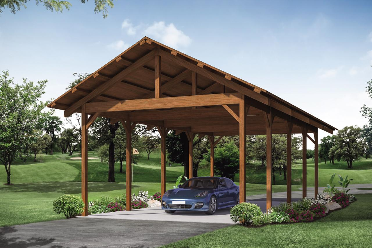 Roof Design Ideas: Lodge Style House Plans