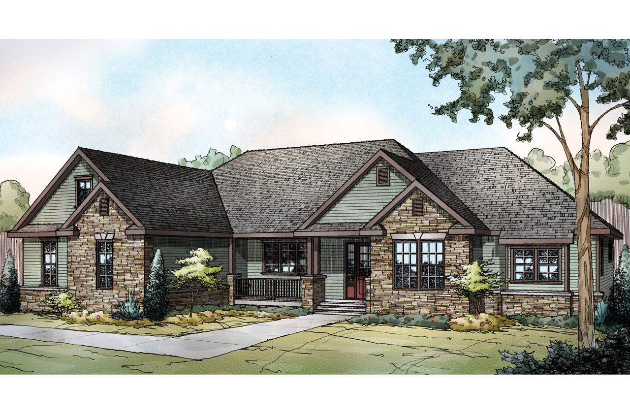 Ceilings Designs Ranch House Plans Manor Heart 10 590 Associated Designs