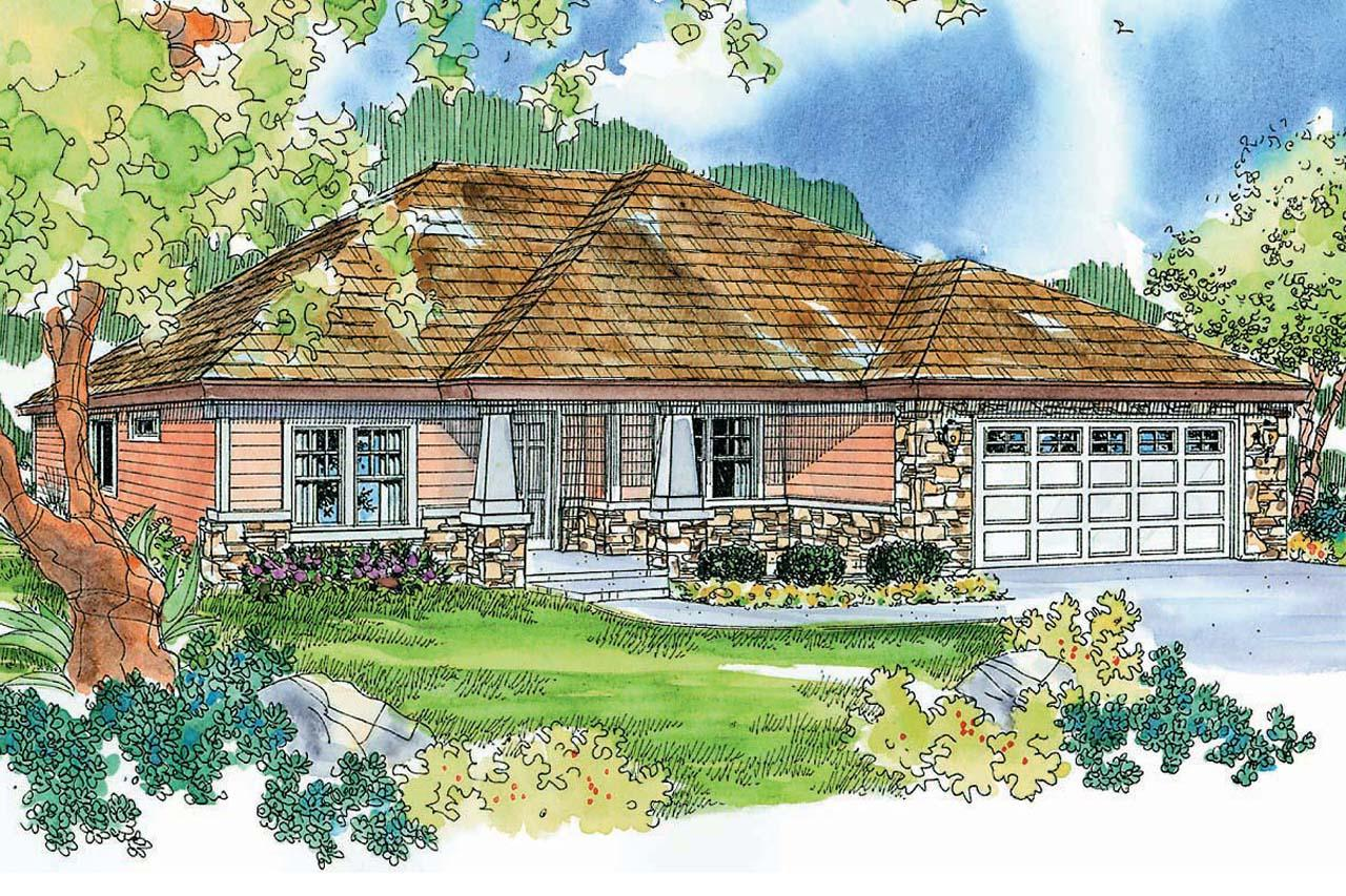 Ranch house plans riverside 30 658 associated designs - What is a ranch house ...