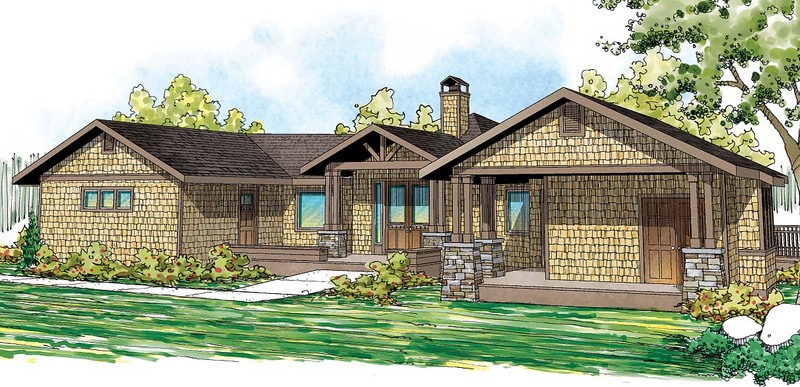 Sandpoint 10-565, Hexagonal Home Plan