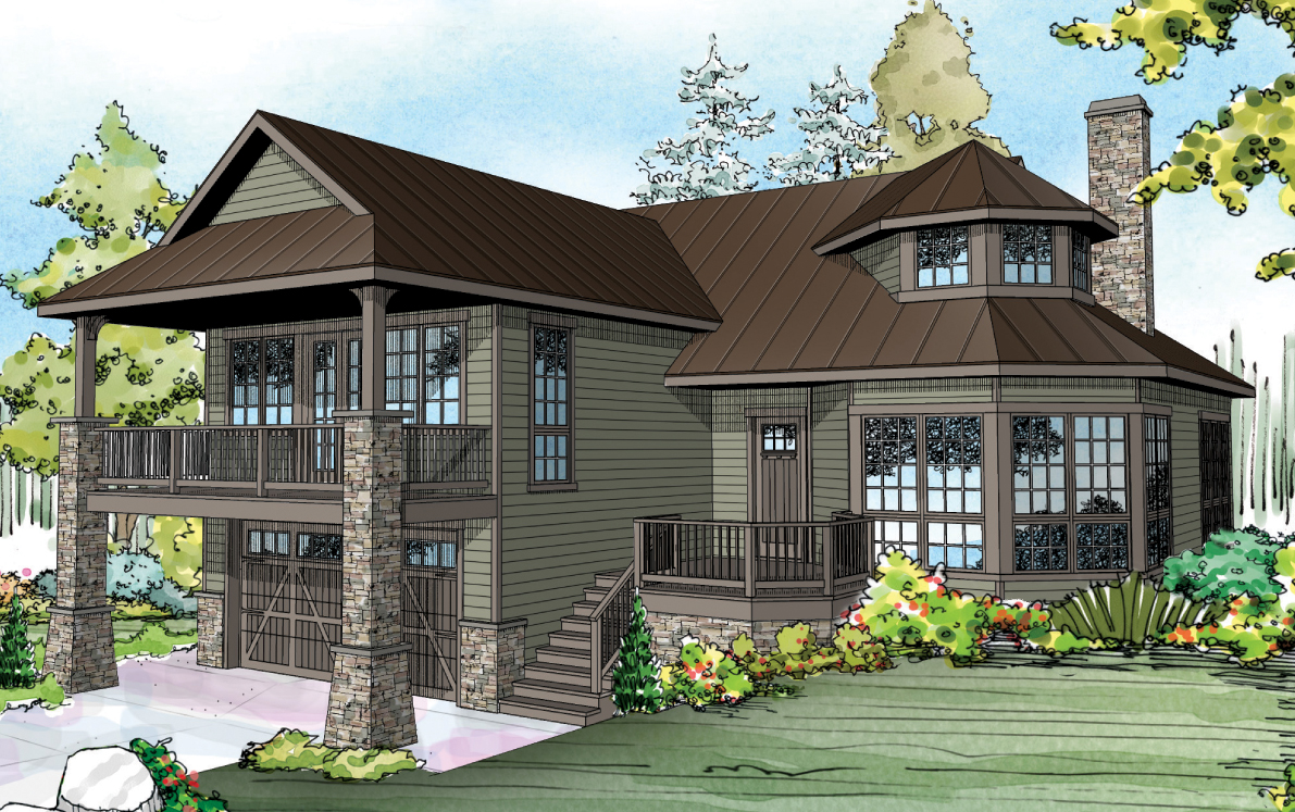 Cedar Hill 30-895, Cape Cod House Plan, Home Plan