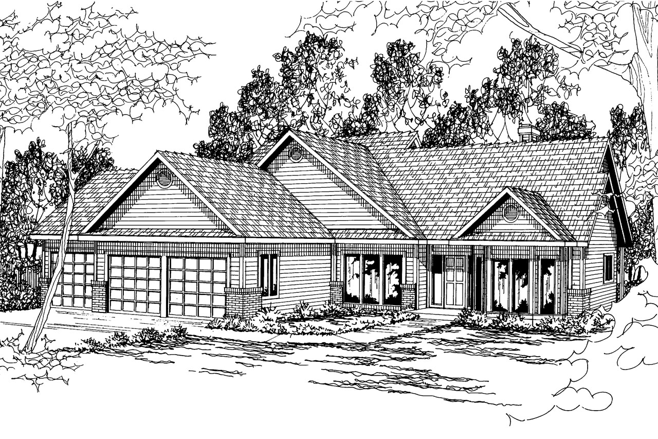 Contemporary house plans edgemont 30 136 associated for The edgemont