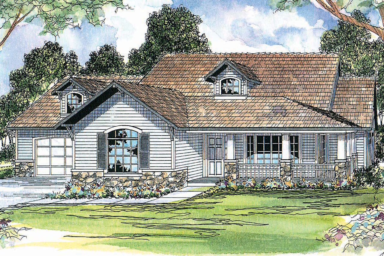 Country House Plans Binghamton 10 259 Associated Designs
