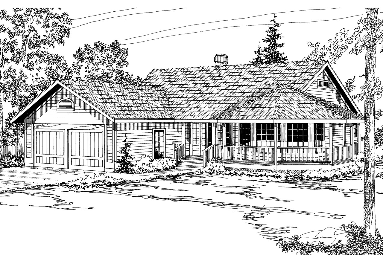 Country House Plans Crescent 10 106 Associated Designs