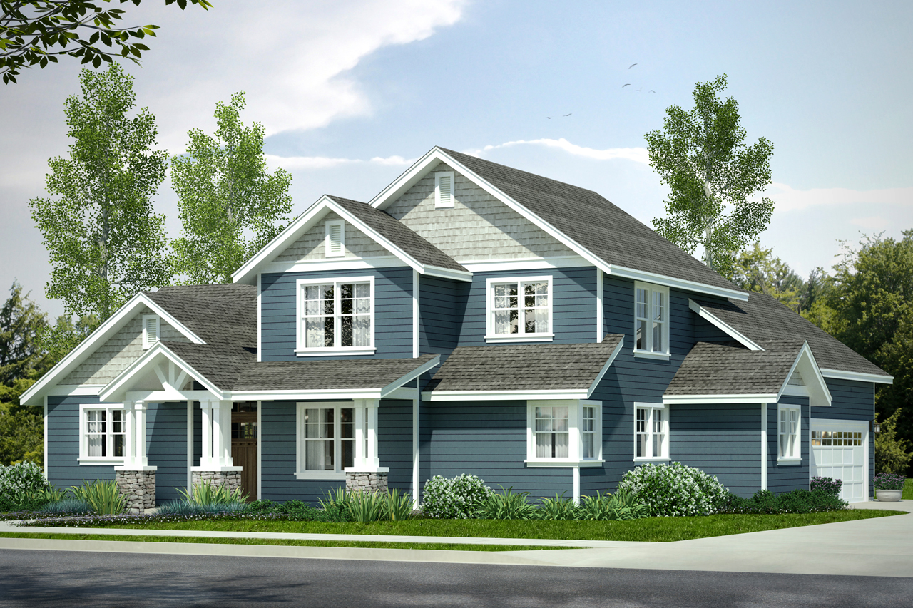 Front Elevation Set Design : Country house plans rivercrest associated designs