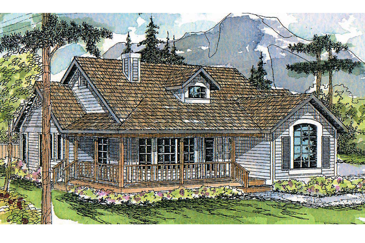 Featured House Plan of the Week, Cambridge 10-045, Home Plan