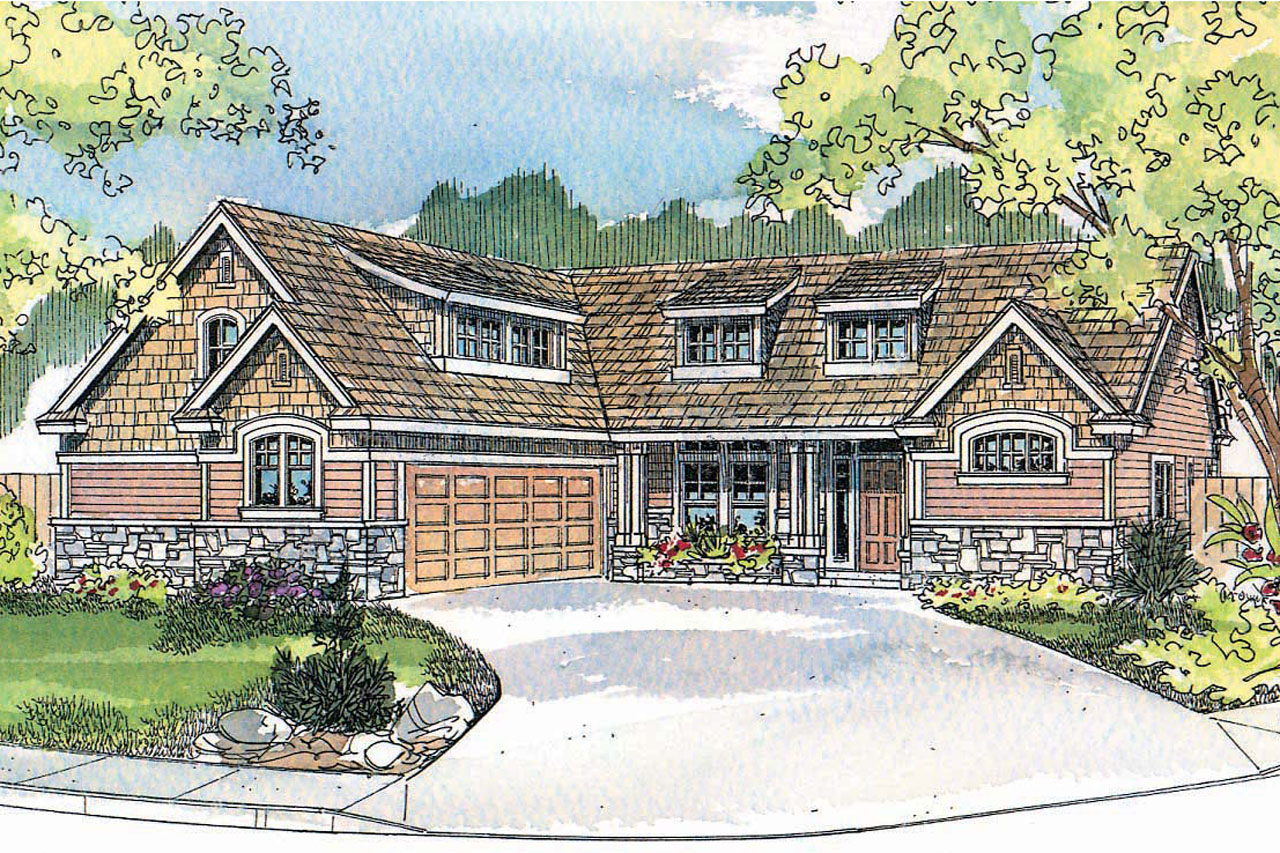 Featured House Plan of the Week, Craftsman Home Plan, Heartfield 30-400