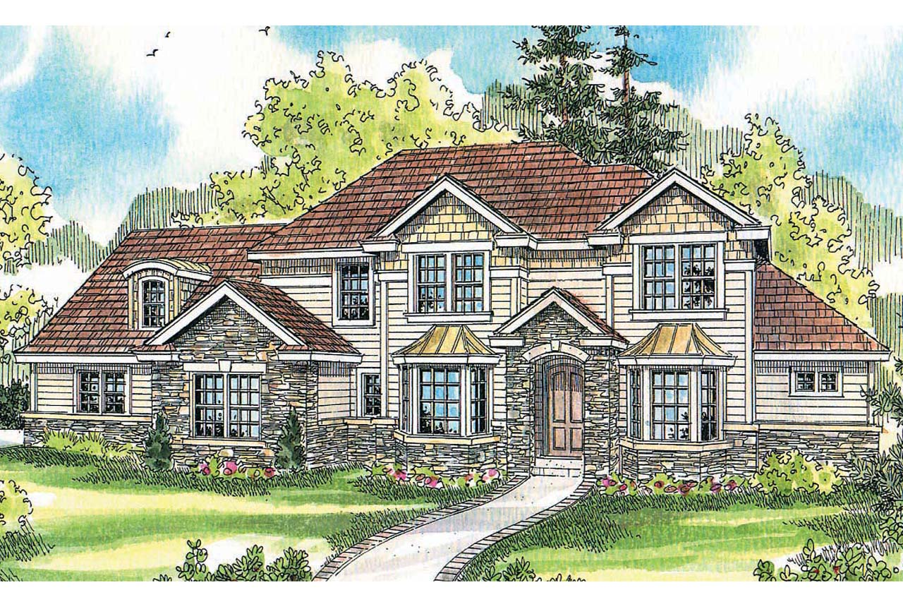 european house plans - westchase 30-624