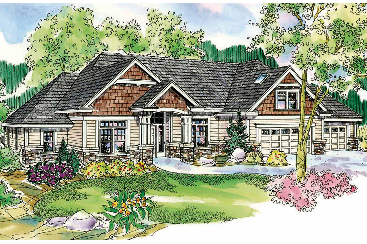 Ranch house plans heartington 10 550 associated designs - What is a ranch house ...
