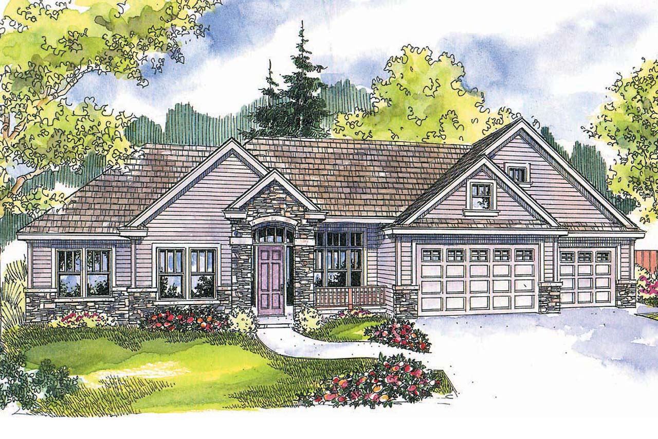 Traditional house plans abbington 30 582 associated - Traditional home plans and designs ...