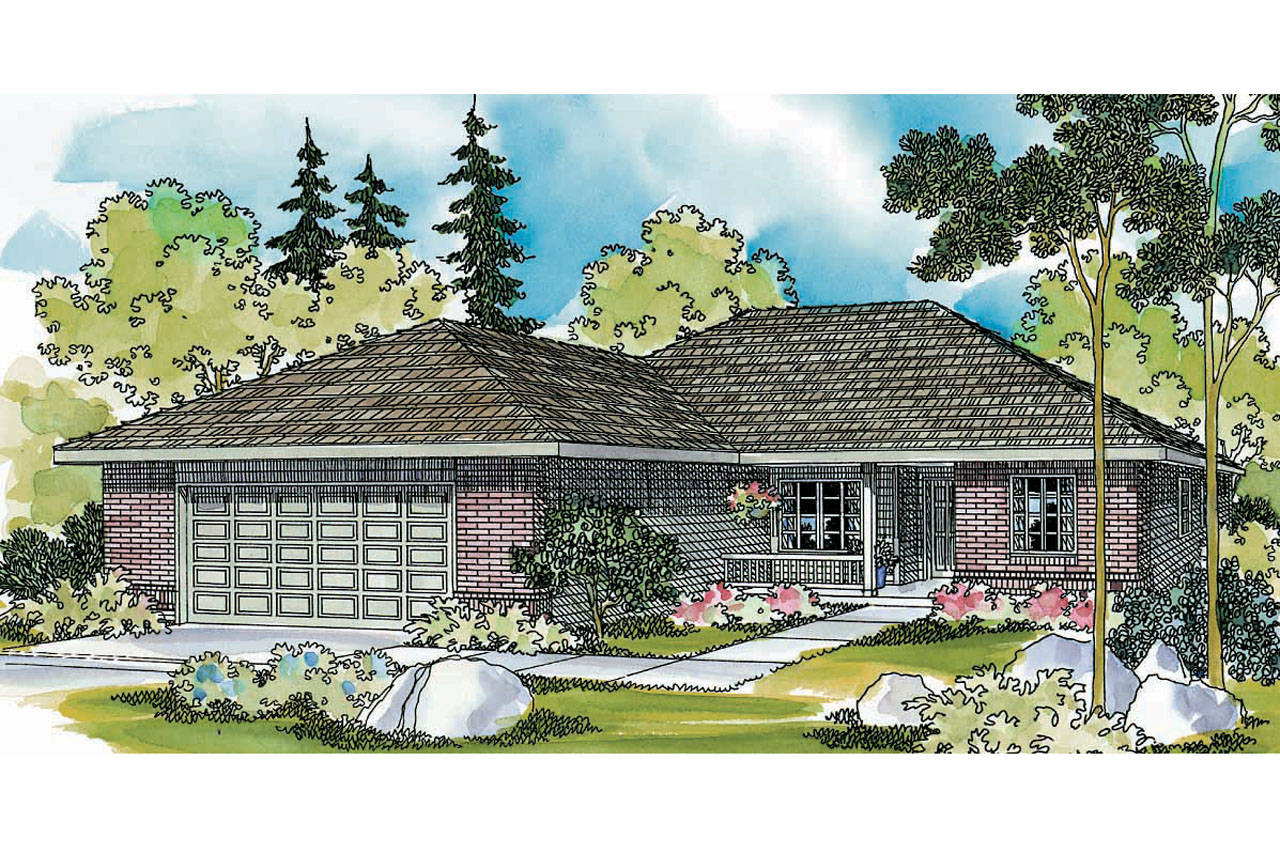 Featured House Plan of the Week, Traditional Home Plan, House Plan, Keizer 30-230