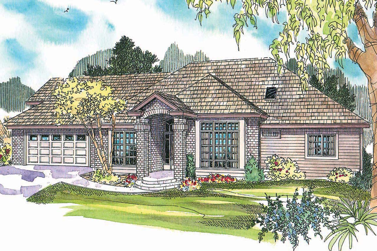 Home Design: Traditional House Plans
