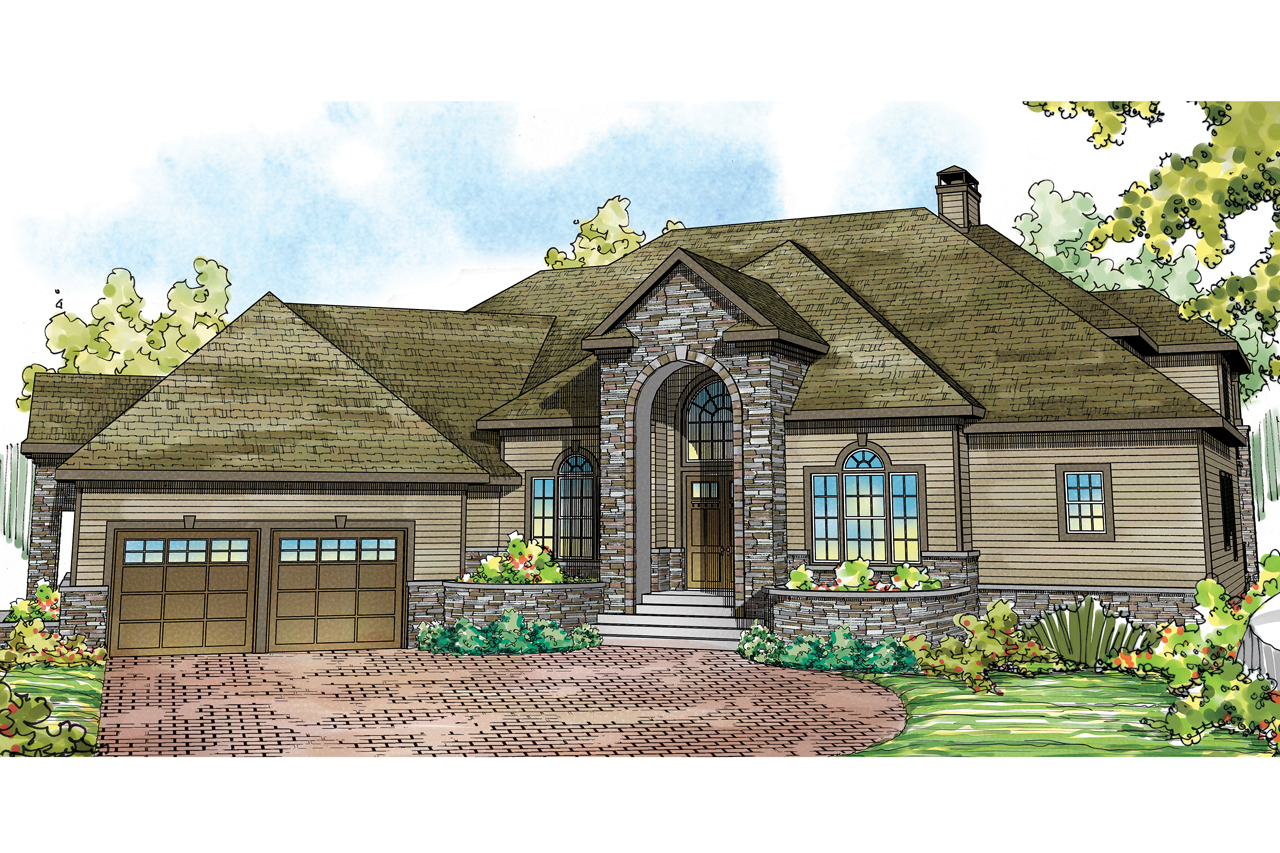 Featured House Plan of the Week, Tudor Home Plans, Addison 30-795