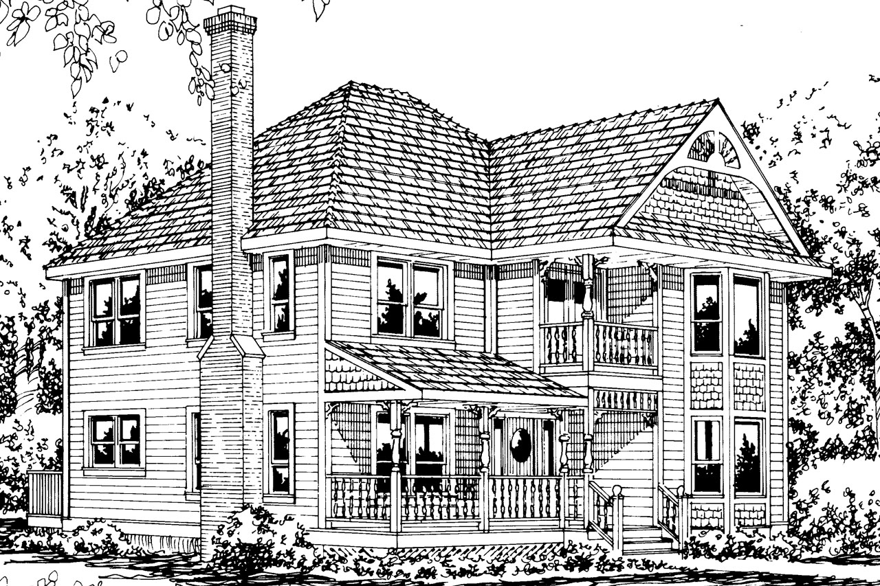 Victorian House Plans - Astoria 41-009 - ociated Designs on covered porch plans designs, villa house plans designs, french chateau house plans, acadian house plans designs, international house plans designs, french country landscape front, gable roof types designs, beautiful house plans designs, french manor style, french country lighting designs, french victorian designs, two-story house plans designs, french country home designs, modern front house elevation designs, french european house style, neoclassical house plans designs, french country tile designs, farmhouse plans designs, log house plans designs, carriage house plans designs,